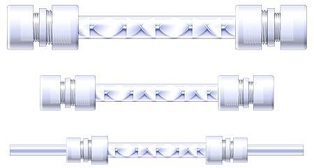 Advance Electric Valves | Daitron | Static Inline Mixer